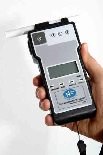 Electrochemical sensor (fuel cell) - ABECQ breath alcohol