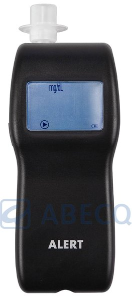 Alert J4X electronic breath tester