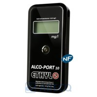 Alcoport electronic breath tester