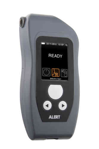 Alert J5 electronic breath tester